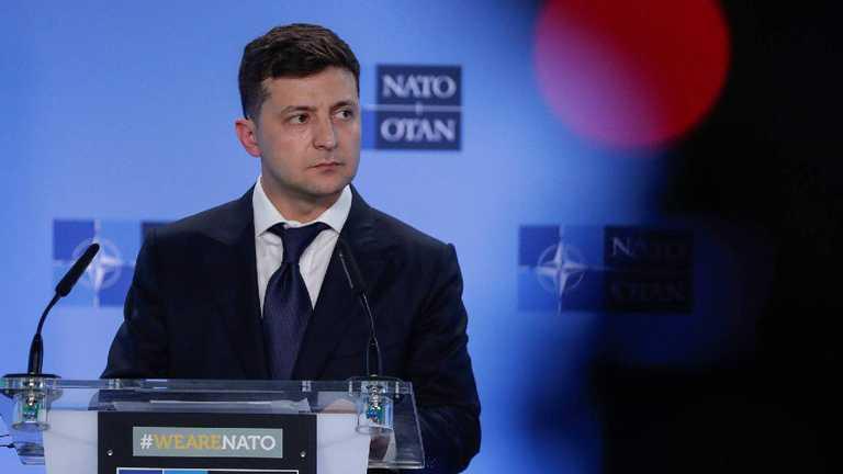 Прямо в США! Зеленский влупил: недостаточно! Вступление Украины в НАТО — президент добьется. До последнего