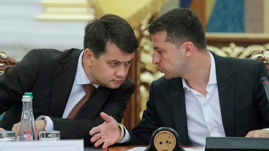 Никто не ожидал! В ОП удивили: неужели увольнение Разумкова на паузе? Спикер в ауте: с рук не сойдет. Замена готовится