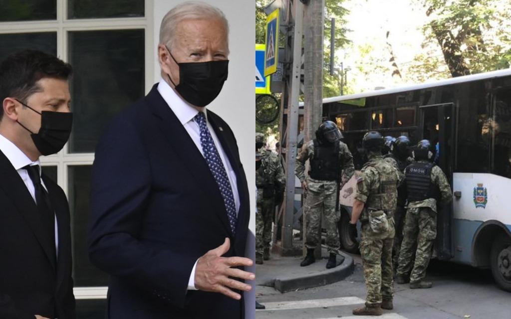 5 минут назад! Мощная поддержка США осудили массовые задержания в Крыму. Обратились к России — Путин не ожидал