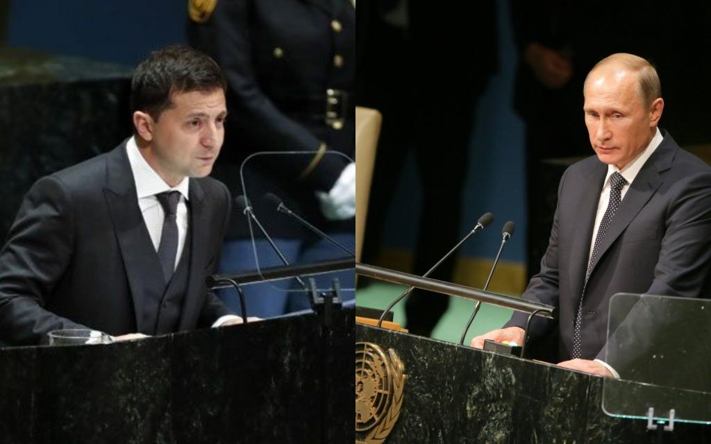 Прямо в ООН! Кремль сходит с ума, «право вето» — Зеленский дает отпор: «полноценные дебаты»