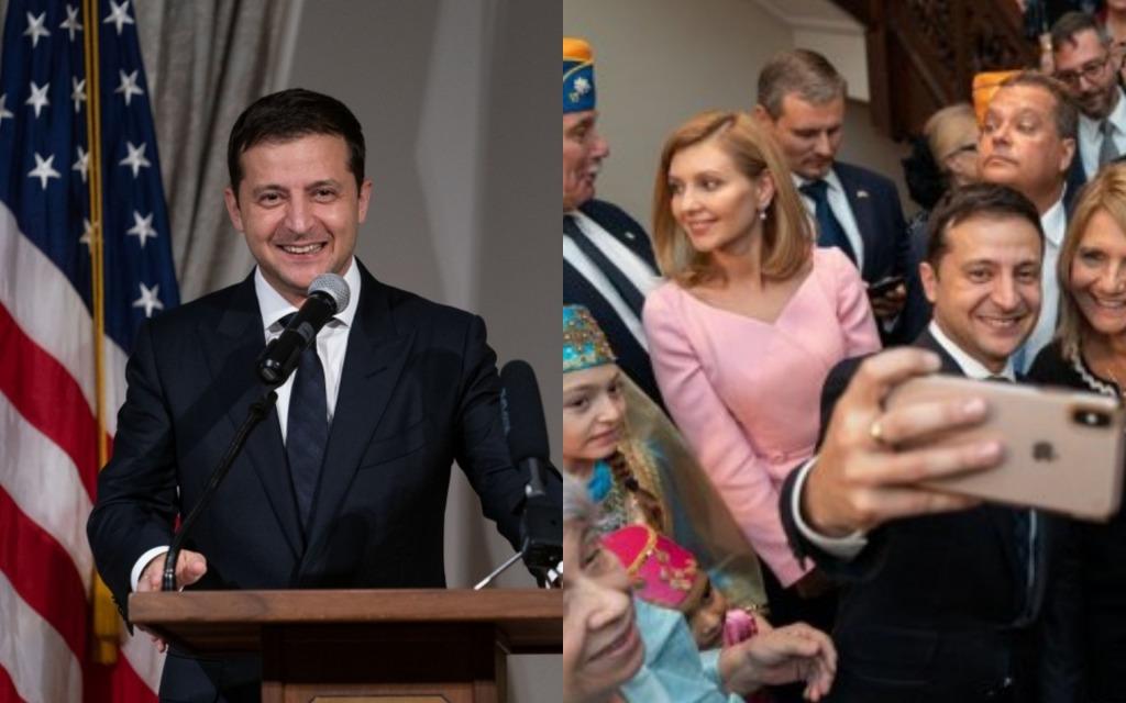 Невероятно! Зеленский в США шокировал украинский — никто такого не ожидал: двойное гражданство. Это взрыв!