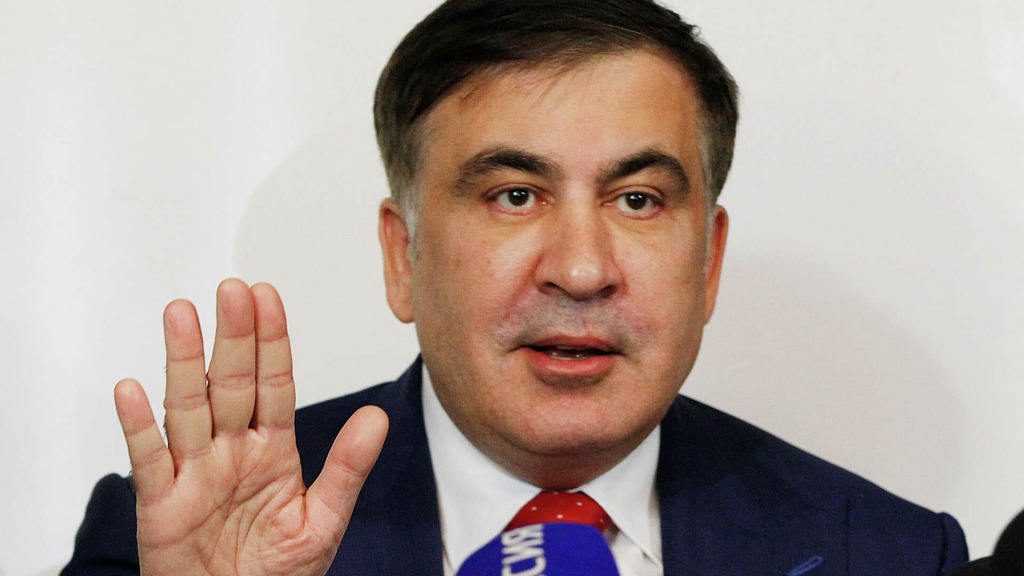 Только что! Саакашвили нанес удар: обвел Путина вокруг пальца! Украина сама сможет.