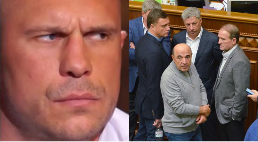 Раскол в ОПЗЖ! Кива набросился на Бойко: торгуют партией! В кума Путина проблемы — загрызут сами себя