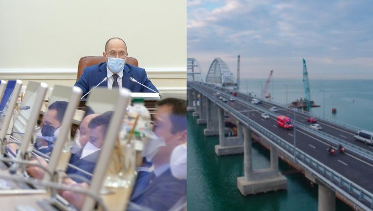 Санкции! В Кабмине мощно влупили: «Керченский мост» с рук не сойдет. Более 24 человек — под прицелом СНБО. Не дашь