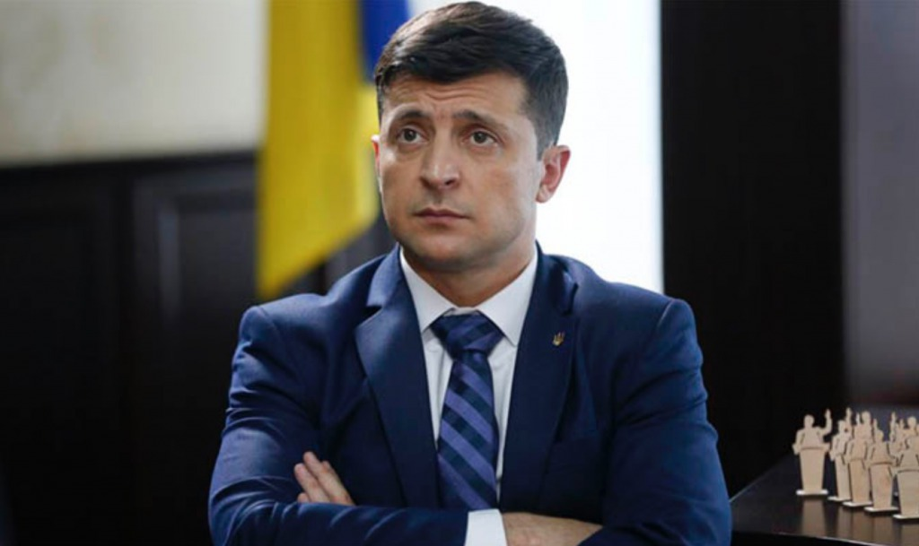 20 минут назад! Зеленский прилетел. «Мы ищем решение по Донбассу и Крыму на всех площадках». Не теряем возможности!