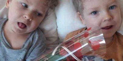 Братцы Ваня и Даня могут получить полноценную жизнь благодаря благотворительной помощи