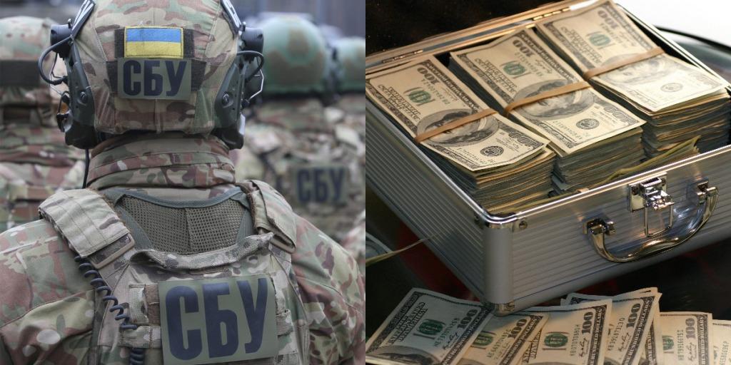 Только что! СБУ разоблачили страшную правду: высшие должностные лица возили чемоданы с деньгами для террористов. Какая наглость!