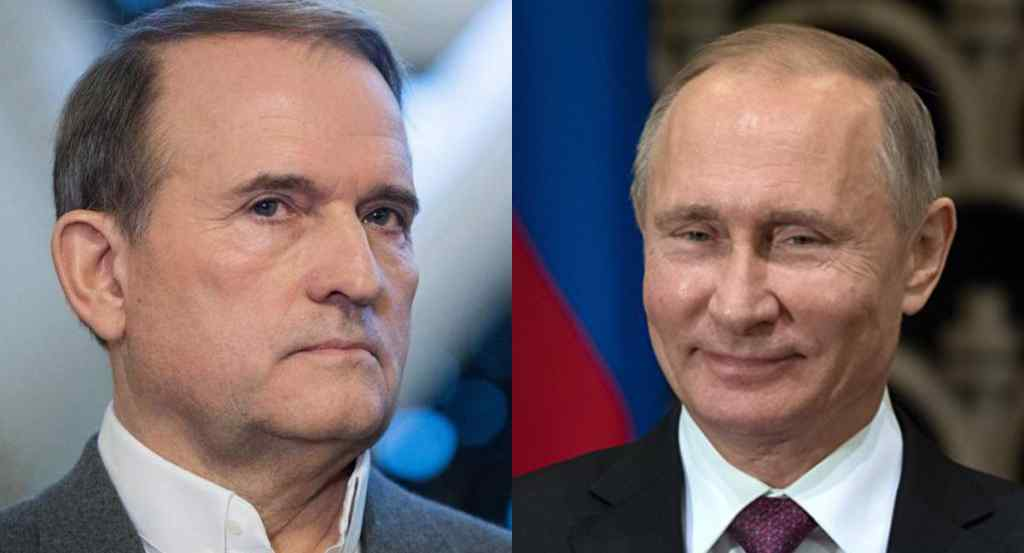 Бросили даже свои! Мы не можем помочь: Кремль не спасет кума Путина. Медведчуку конец