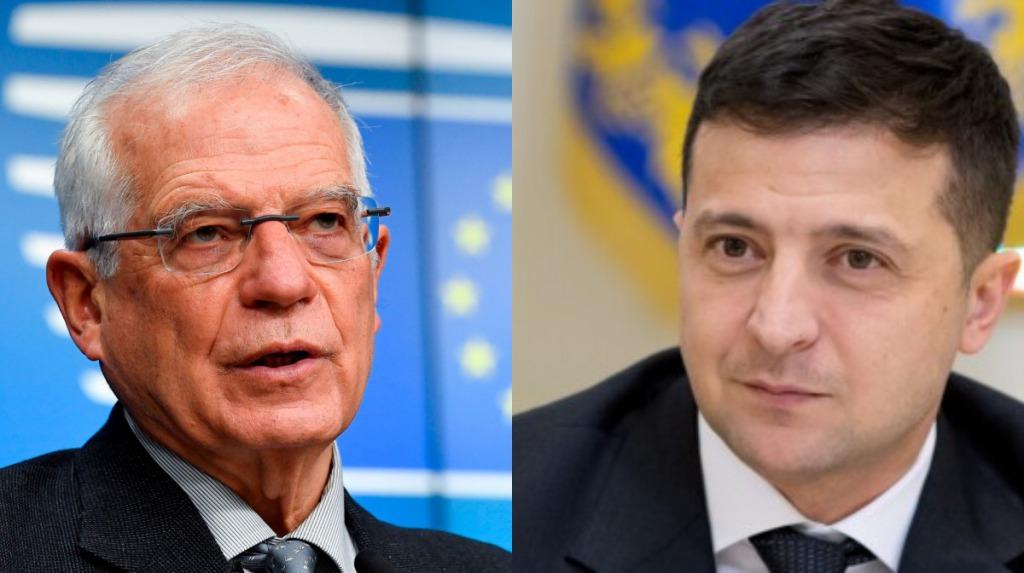 Только что! Заявил: Украина уже очень близка к ЕС. Тесные связи и соглашение об ассоциации. Процесс реформирования и сближения уже близко!