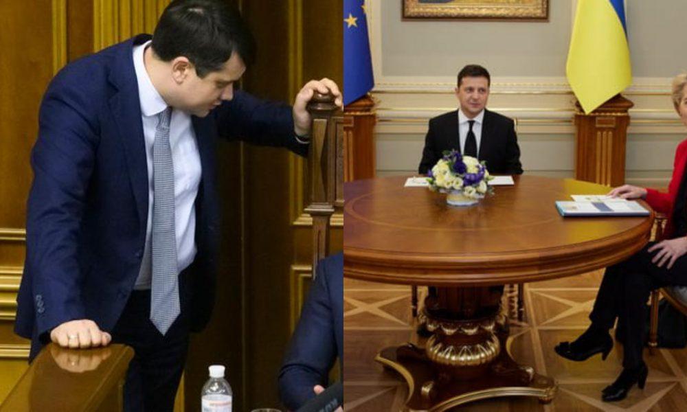 Викусили! Разумкова аж «перекосило» — ЕС вжарил по олигархам: официальное заявление. победа Зеленского