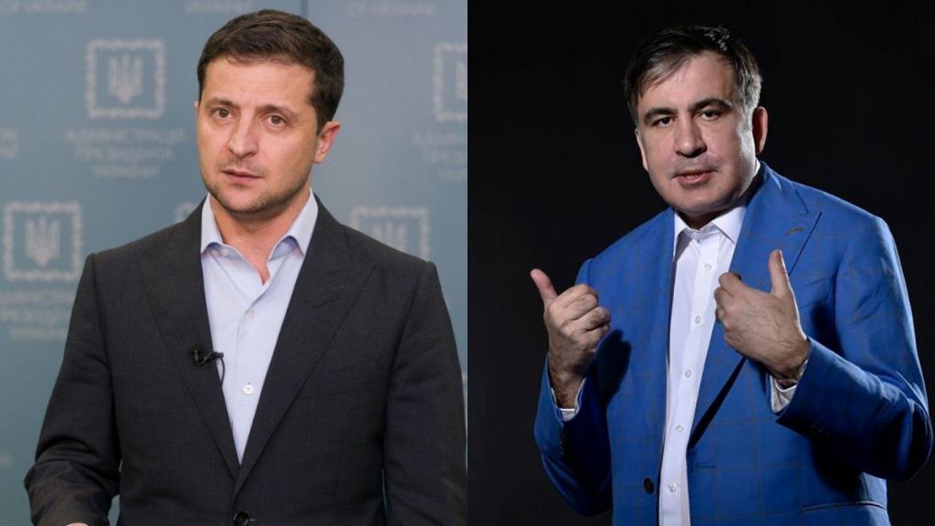 После задержания! Зеленский ярости: волю Саакашвили! Дипломатический скандал — президент дожмет.