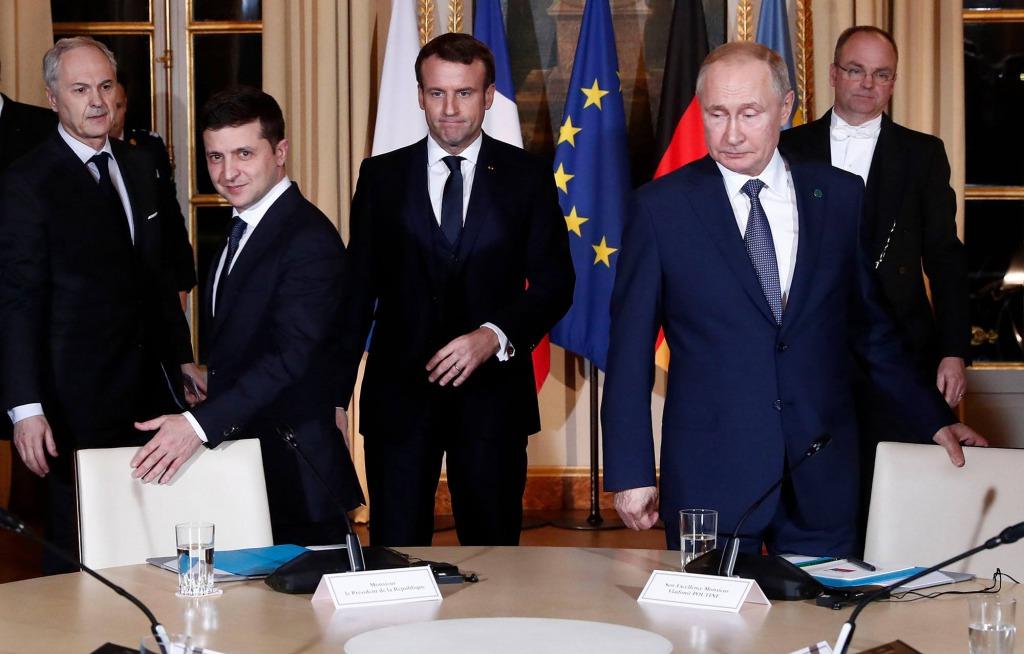 Решение вопроса Донбасса! В Зеленского влупили: встреча Зеленского с Путиным на кону! Страна в ожидании — уже скоро